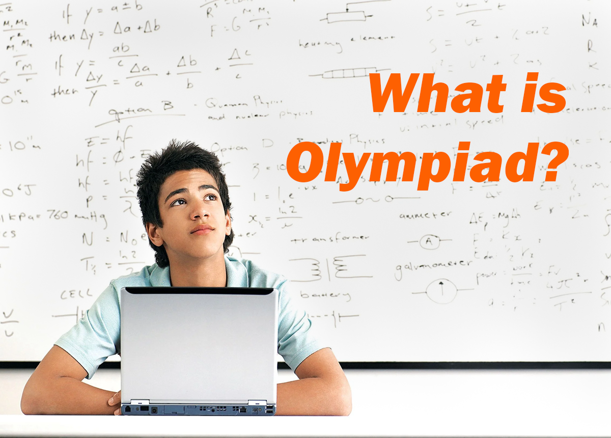 What is olympiad image